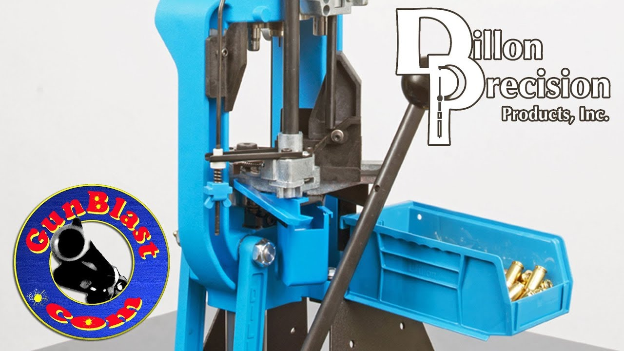 Dillon XL650 Progressive Reloading Machine Giveaway - Gunblast com