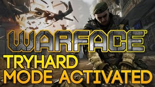 """BEST TRYHARD F2P FPS!"" - [WARFACE] Multiplayer Gameplay #1 