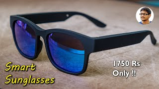 Smart Sunglasses !! You've NEVER seen Tech like this before...