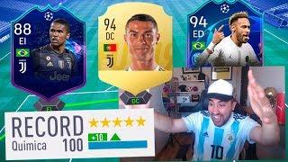 MI RECORD DE TODOS LOS FIFA!