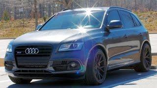 Audi SQ5 2014 Videos