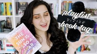 Playlist Book Tag Round 3 | Divide Edition