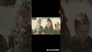 AndquotС днём победыandquot  Дети поют военные песни