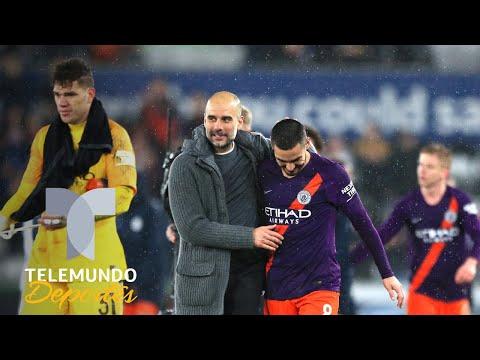 En Manchester City suspiran por Raúl Jiménez | Telemundo Deportes
