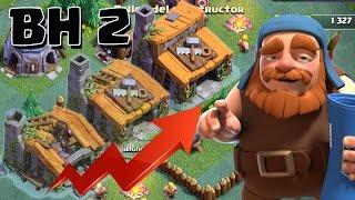GUÍA DEL TALLER DEL CONSTRUCTOR NIVEL 2 | Consejos para la nueva aldea de Clash of Clans