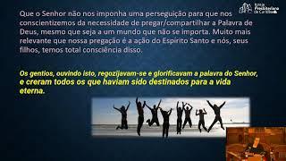 30/05/2021 - EBD - Uma só Pergunta - Bel. Cristina Mattos #LIVE