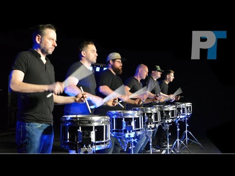 Amazing Percussion Theatre - Macklemore & Ryan Lewis Can't Hold Us (Extended)