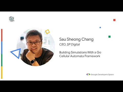 Building Simulations With a Go Cellular Automata Framework - Sau Sheong Chang