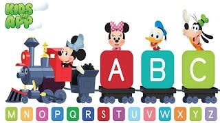 Disney Buddies: ABCs (Disney) - Best App For Kids