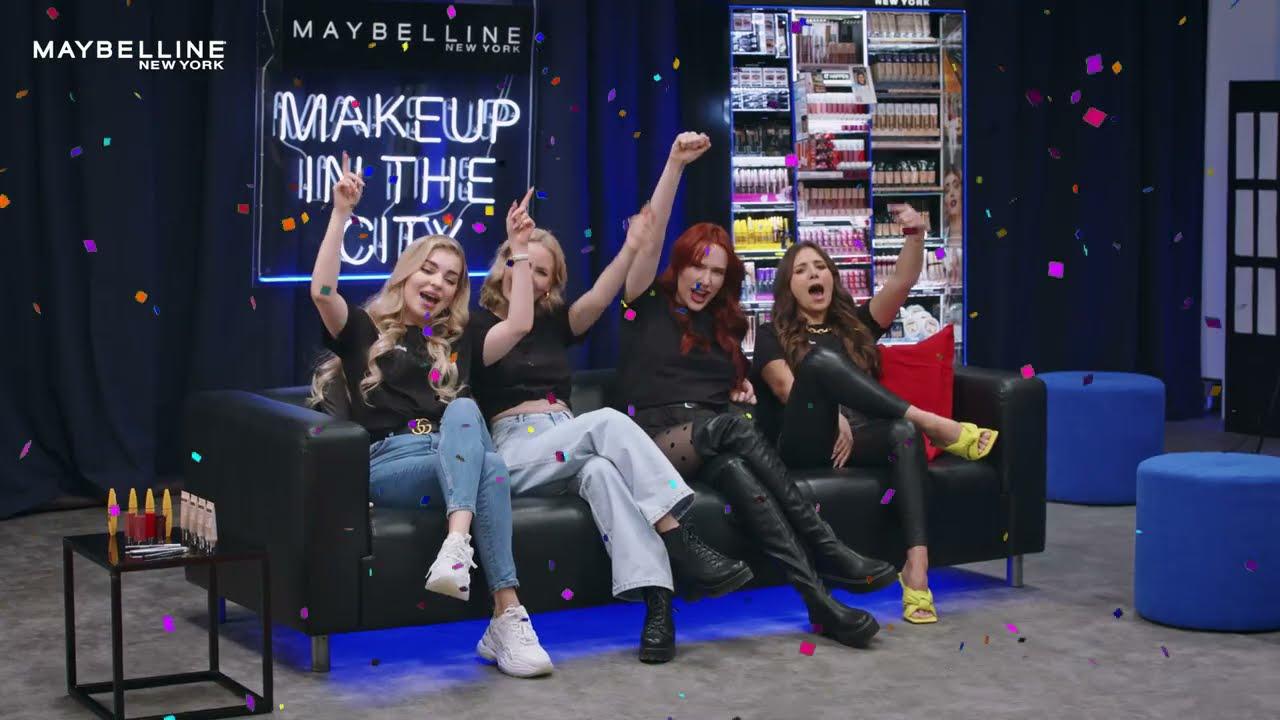 Wyniki Make Up Challenge by Maybelline New York
