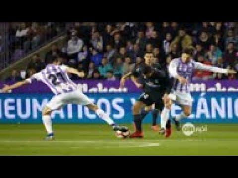 ريال مدريد يستعيد توازنه بالفوز على بلد الوليد في الليغا