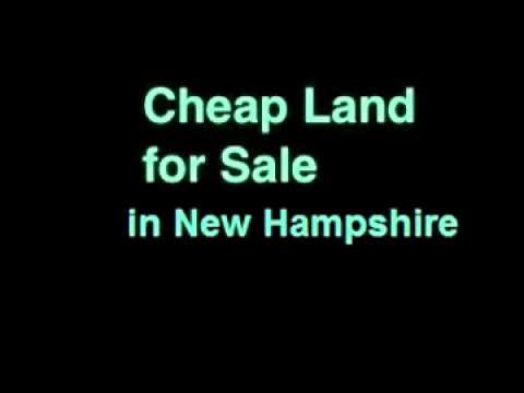 cheap land for sale in new hampshire 1 acre dover nh