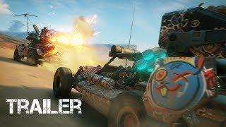 Rage 2 Extended Gameplay Trailer from E3