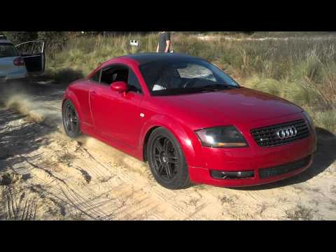 Mike's Audi TT Sand Launch