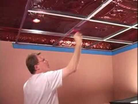 Suspended Ceiling Tiles Youtube