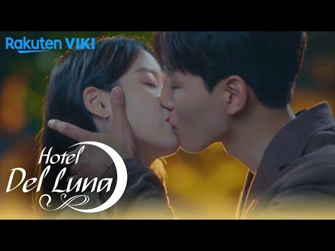 Hotel Del Luna - EP13   Romantic Kiss!!