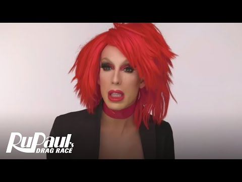 RuPaul's Drag Race   RuVealing Alaska's 'Red For Filth' Make Up Tutorial   Logo