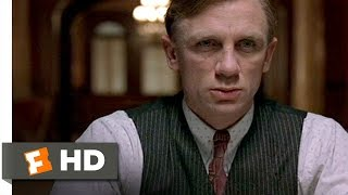 Road to Perdition (3/9) Movie CLIP - You Would Like to Apologize? (2002) HD