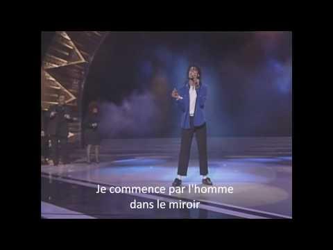 Michael Jackson - Man In The Mirror (Grammys 88') (Sous-titré Français) (3utterfly)