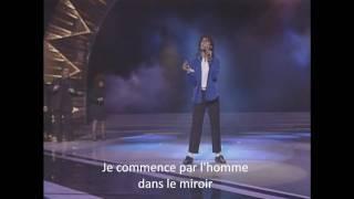 Michael Jackson - Man In The Mirror (Grammys 88') (Sous-titré Français) (3utterfly).mp3