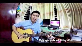 Xe đạp (M4U-Thùy Chi)  - Guitar cover - Phước Hạnh Nguyễn