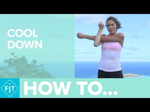 How To Cool Down After Exercise