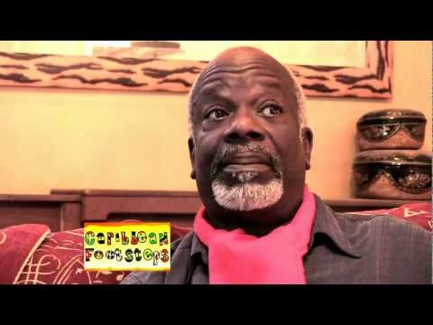 Caribbean Footsteps meets with Joseph Marcell