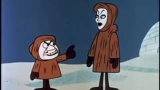 "Bullwinkle ""Goof Gas"" Outtakes (1963)"