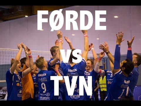 (H) Førde - ToppVolley | Kvartfinale i sluttspelet!
