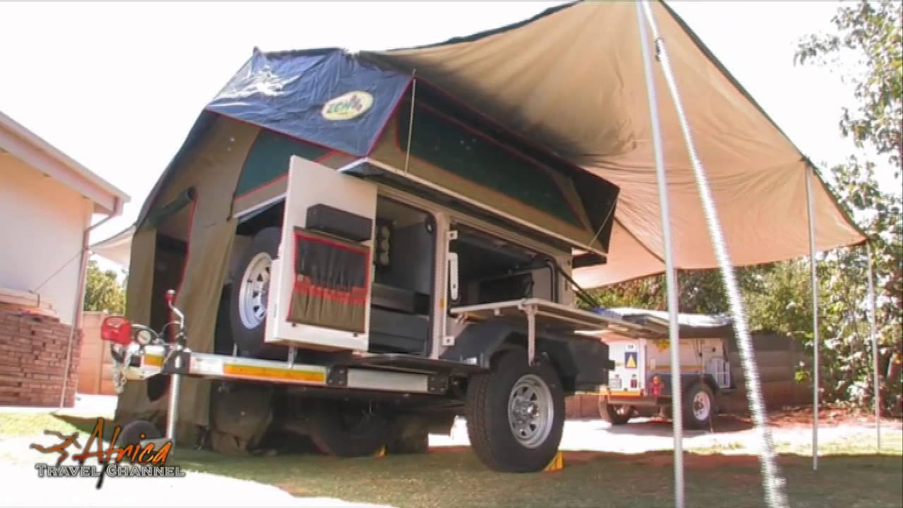 African Outdoor Rentals Echo 4x4 Off Road Trailer Hire Gauteng South Africa  Africa Travel
