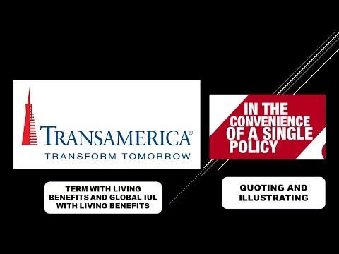 Quoting and Illustrating Transamerica