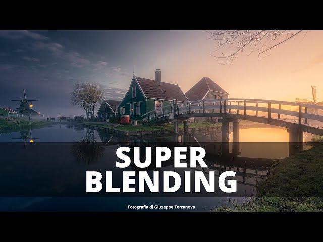 BLENDING : Unire più foto scattate in bracketing o multi esposizione