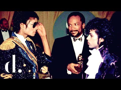 Michael Jackson & Prince HATED Each Other... But Here's Why? | the detail.