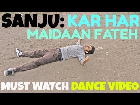 Sanju: Kar Har Maidaan Fateh | Ranbir Kapoor | Dance Video | Sukhwinder Singh | Shreya Ghoshal