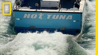 Lunch On Board The Hot Tuna | Wicked Tuna: Outer Banks