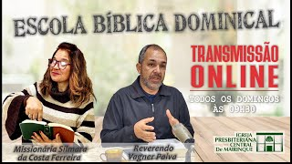 Escola Bíblica Dominical | Das boas obras | 26/07/2020