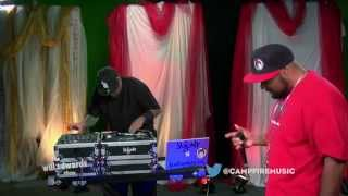"""Hip Hop Artist from Campfire Music, Mr. Ebranes with DJ Jay One - """"One Two"""""""