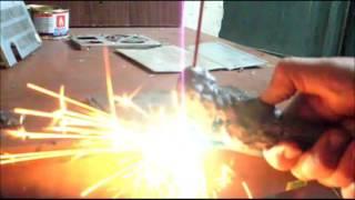 Homemade Plasma Cutter New Video