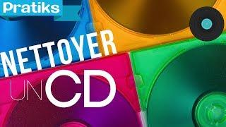 Astuce - Comment nettoyer un CD ?