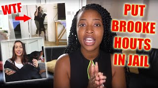 A Message For Youtuber Brooke Houts ...