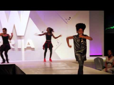 Amarachi's Performance at the African Fashion Week