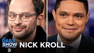 "Nick Kroll - Filming ""Olympic Dreams"" in the Olympic Village and ""Big Mouth"" 