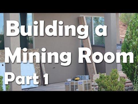 Mining Farm Build - Part 1