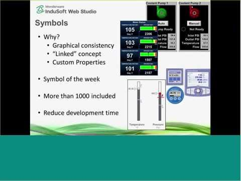 Water/Wastewater with InduSoft Web Studio and Patti Engineering