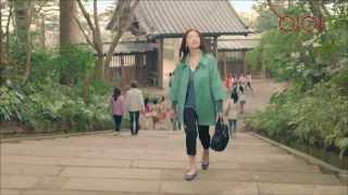 旅先だからこそ、ラクチンなのが良い! 松雪泰子(まつゆきやすこ)さん...