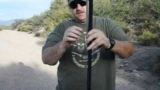 Crawford Knives Survival Staff