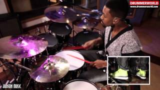 "George ""Spanky"" McCurdy Drum Clinic: Tricky Hi-Hat Groove"