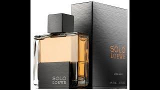 Loewe - Solo Loewe Fragrance Review