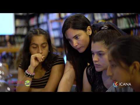 Clubes Chicas Programadoras -- ICANA