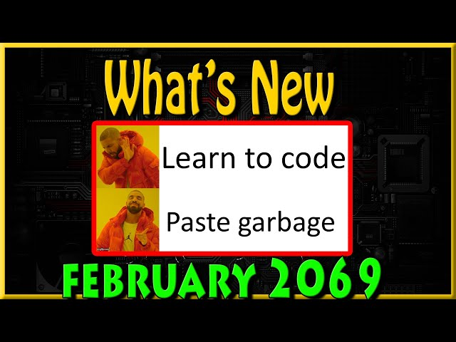 What's New at GH - February 2069